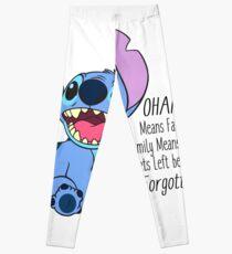 Legging Lilo y Stitch