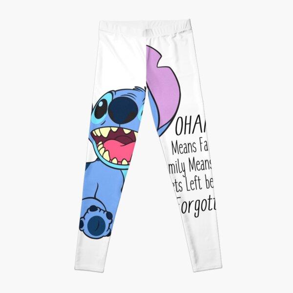 lilo and stitch  Leggings