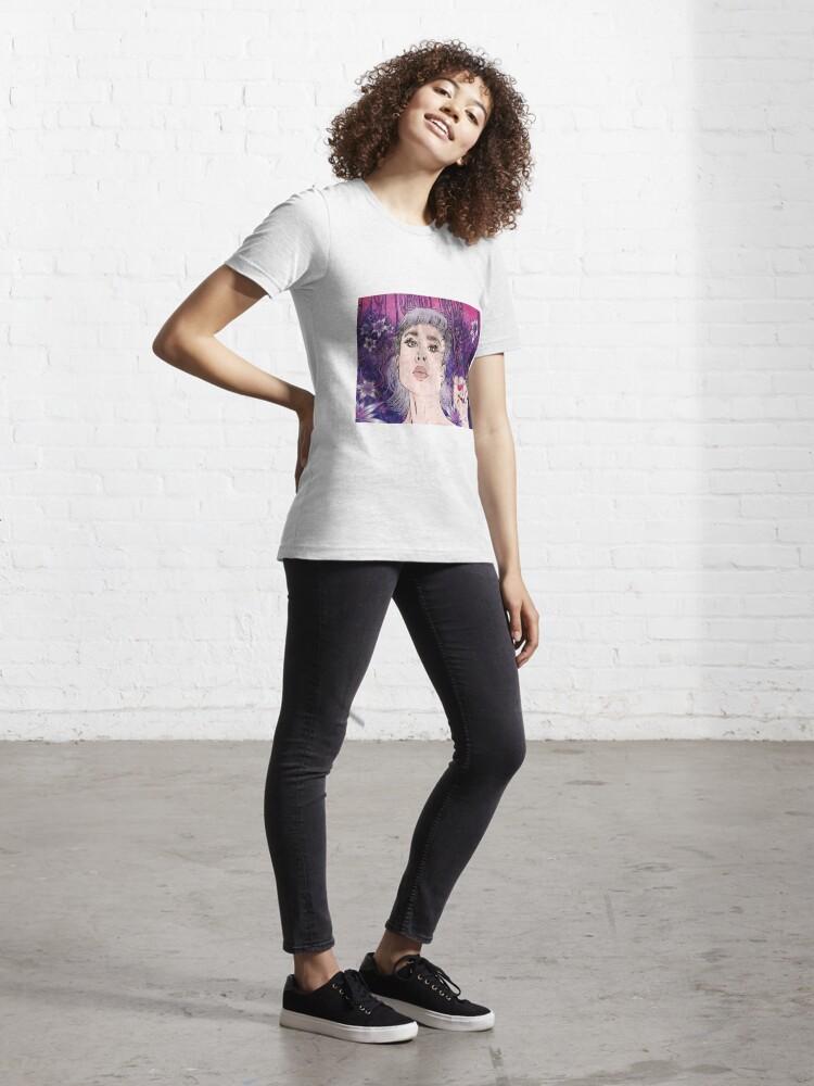 Alternate view of ECO FEMINISM Essential T-Shirt
