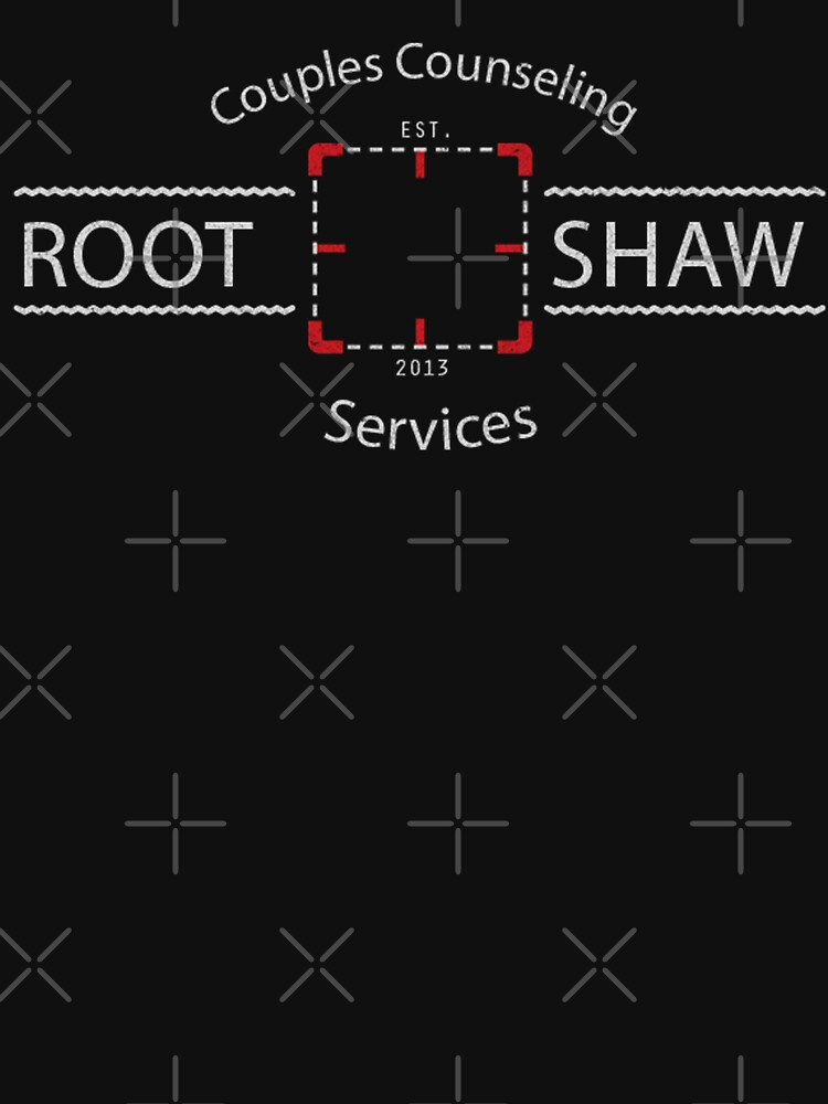 Person of Interest - Root Shaw Mashup | Unisex T-Shirt
