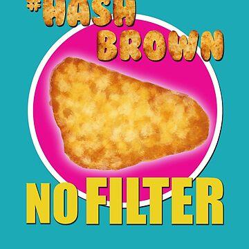 #Hashbrown No Filter - Kimmy Schmidt by molliekbarbe