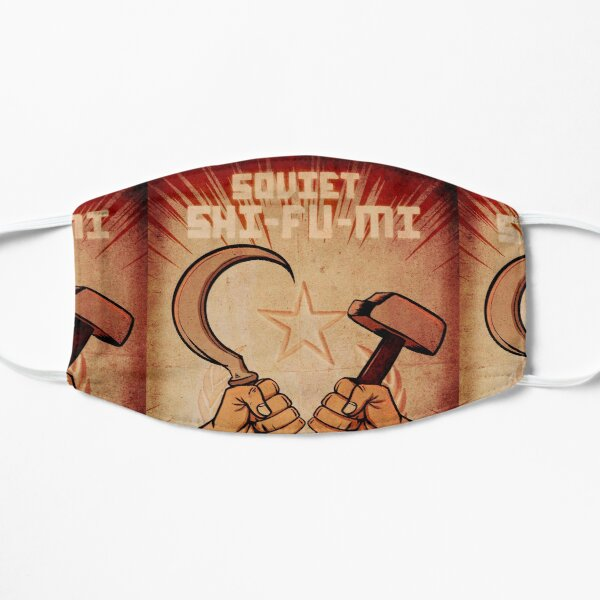 SOVIET SHI-FU-MI Flat Mask