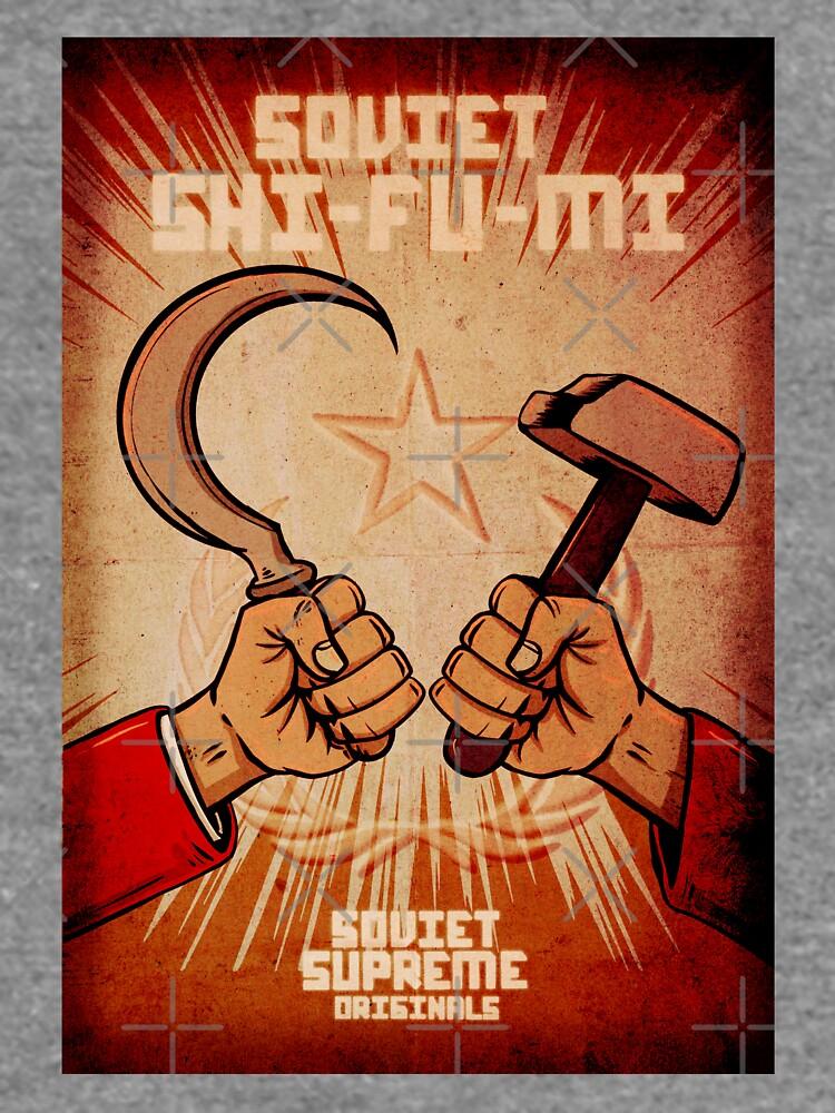 SOVIET SHI-FU-MI by arnoche