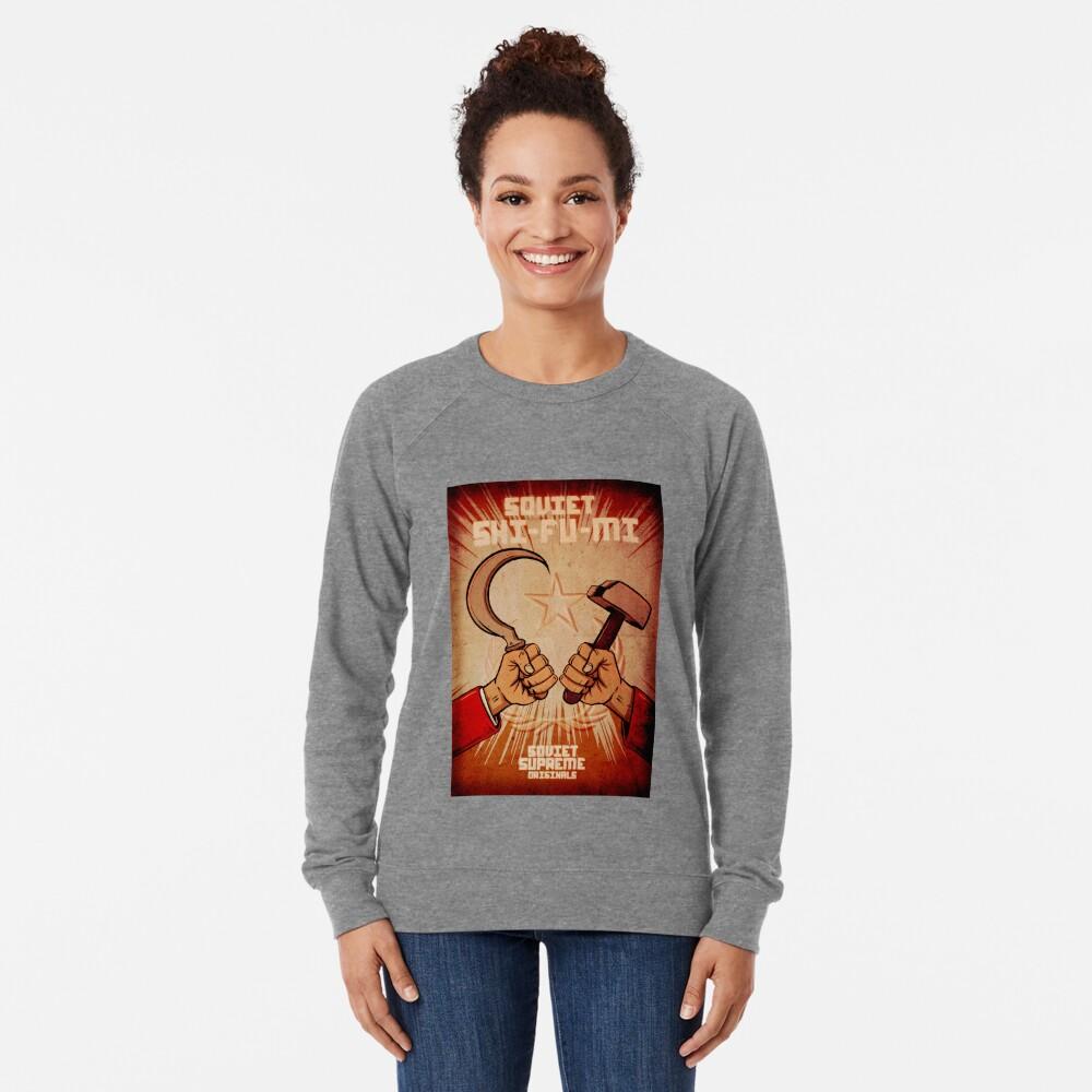 SOVIET SHI-FU-MI Lightweight Sweatshirt