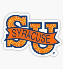 Syracuse Orange Sticker
