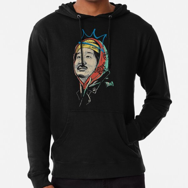 Animated Bobby Lee 'Tiger Belly' Lightweight Hoodie