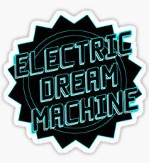 Electric Dream Machine Sticker