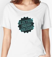 Electric Dream Machine Women's Relaxed Fit T-Shirt