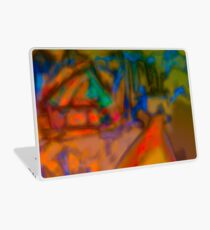 Colorful Abstract Art Laptop Skin Laptop Skin