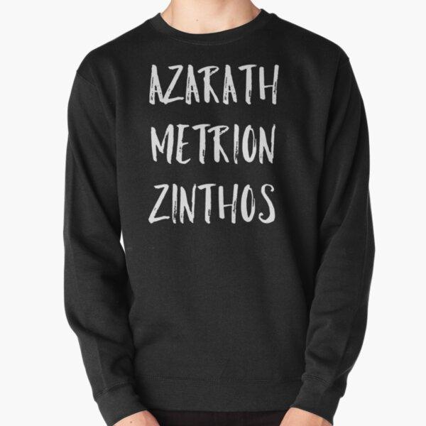 Azarath Metrion Zinthos Pullover Sweatshirt