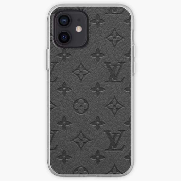 Luxury leather goods  elegant Tote Bag phone case iPhone Soft Case