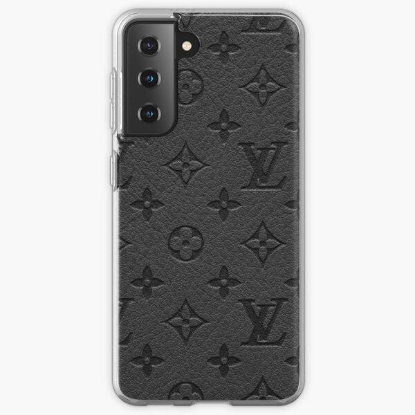 Luxury leather goods  elegant Tote Bag phone case Samsung Galaxy Soft Case