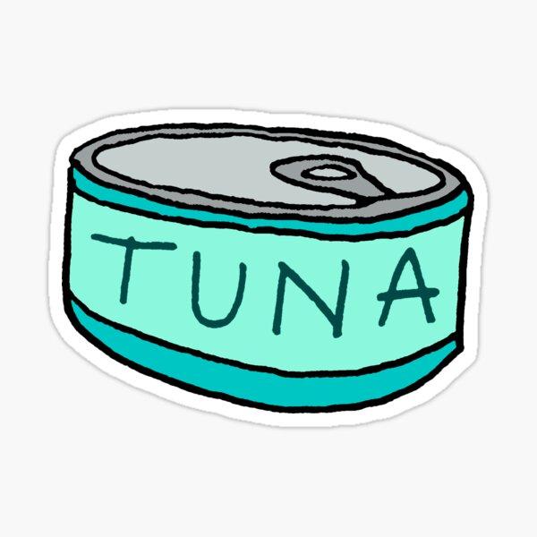 Tuna Sticker