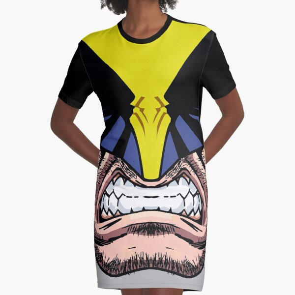 The Wolverine Graphic T-Shirt Dress