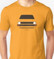 MK1 simple front end design Slim Fit T-Shirt