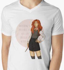 Ginny Mens V-Neck T-Shirt