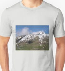 """""""I am one, who dances with the mountains..."""" T-Shirt"""