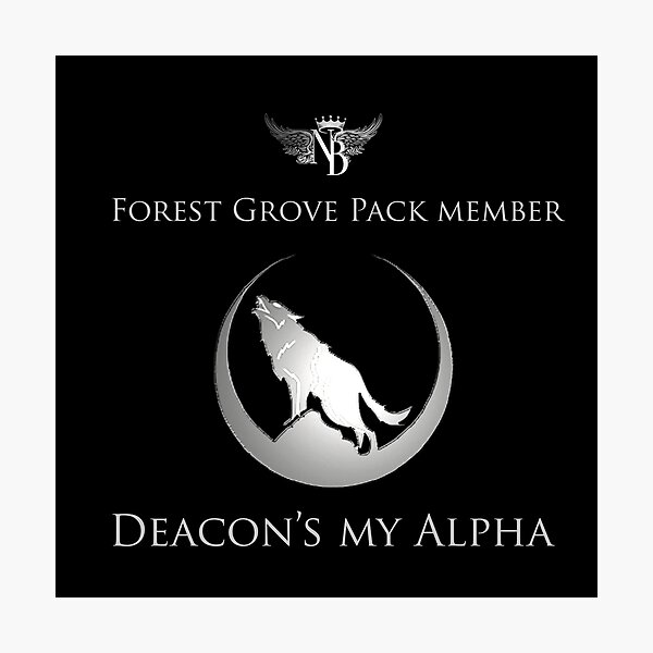 Deacon's Pack Photographic Print