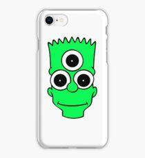 Alien Bart iPhone Case/Skin