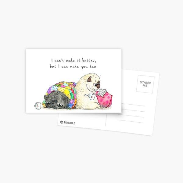 Tea and Sympathy Postcard