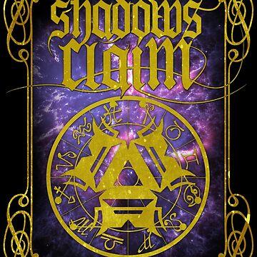 Shadows Claim (Galaxy) by OhighO76