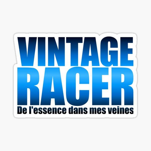 DLEDMV - Vintage Racer # 5 Sticker