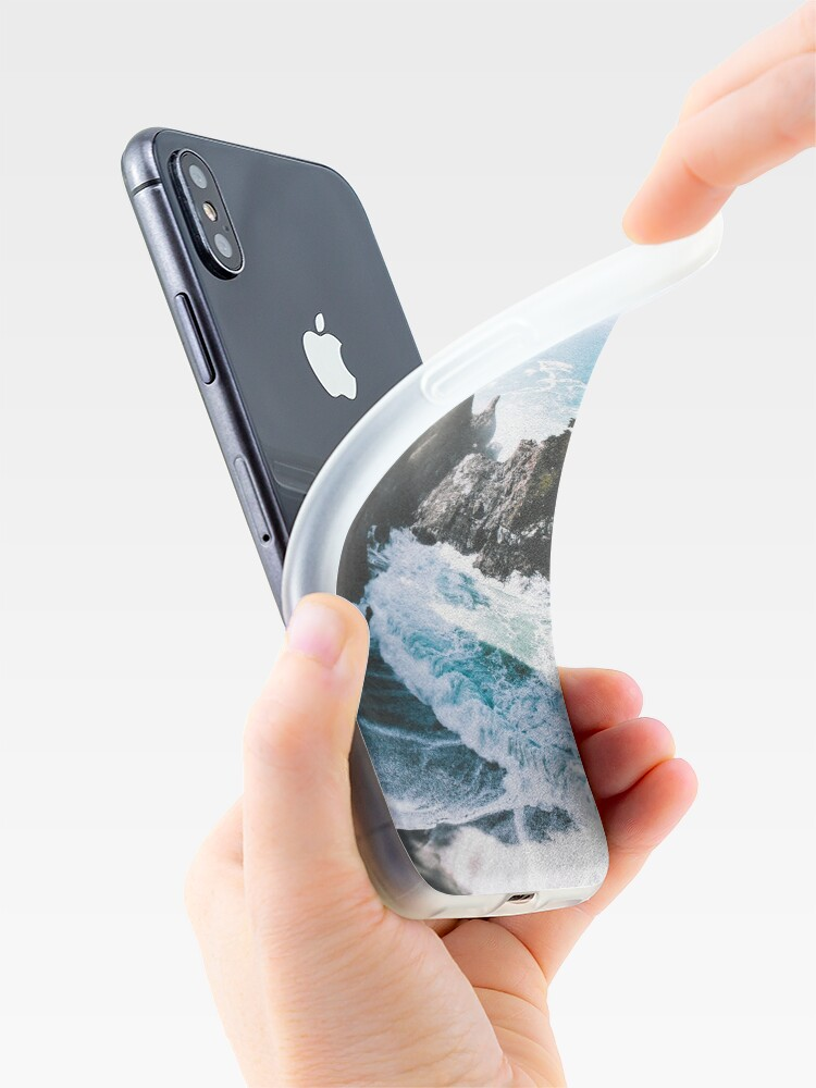 Alternate view of On The Edge iPhone Case & Cover
