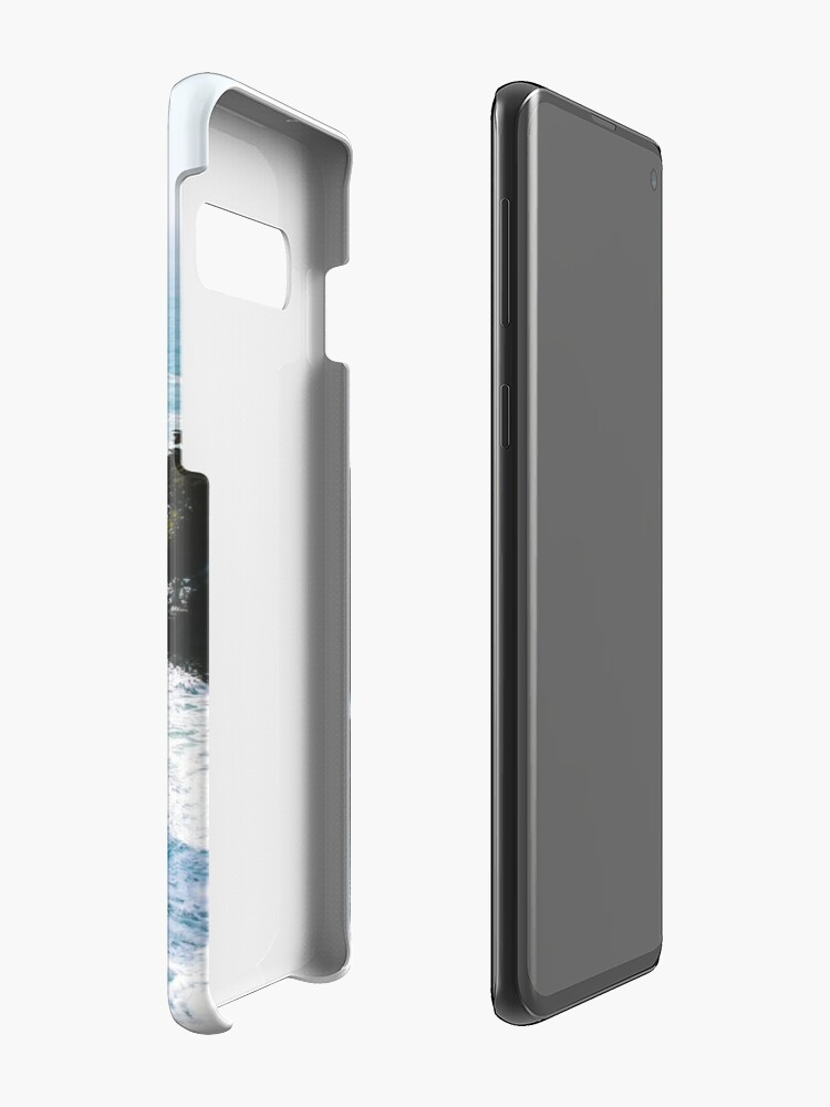 Alternate view of On The Edge Case & Skin for Samsung Galaxy