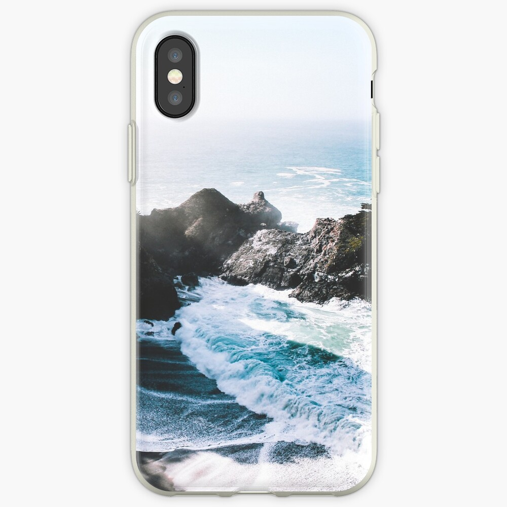 On The Edge iPhone Case & Cover