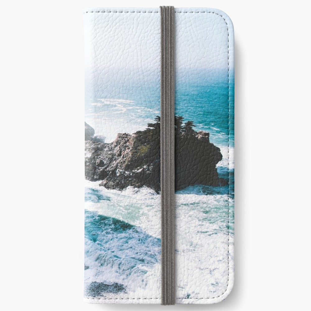 On The Edge iPhone Wallet