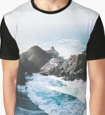 On The Edge Graphic T-Shirt