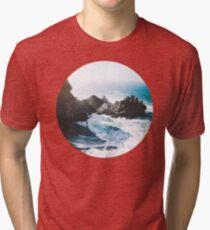 On The Edge Tri-blend T-Shirt