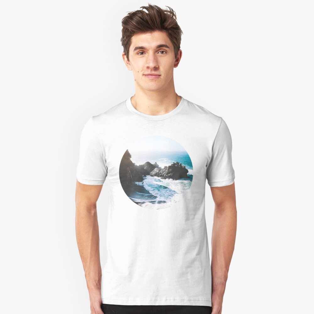 On The Edge Slim Fit T-Shirt
