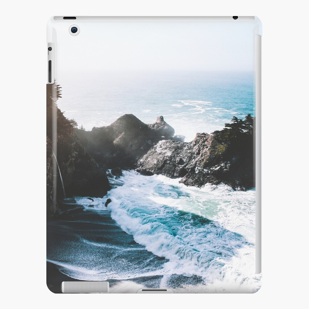 On The Edge iPad Case & Skin