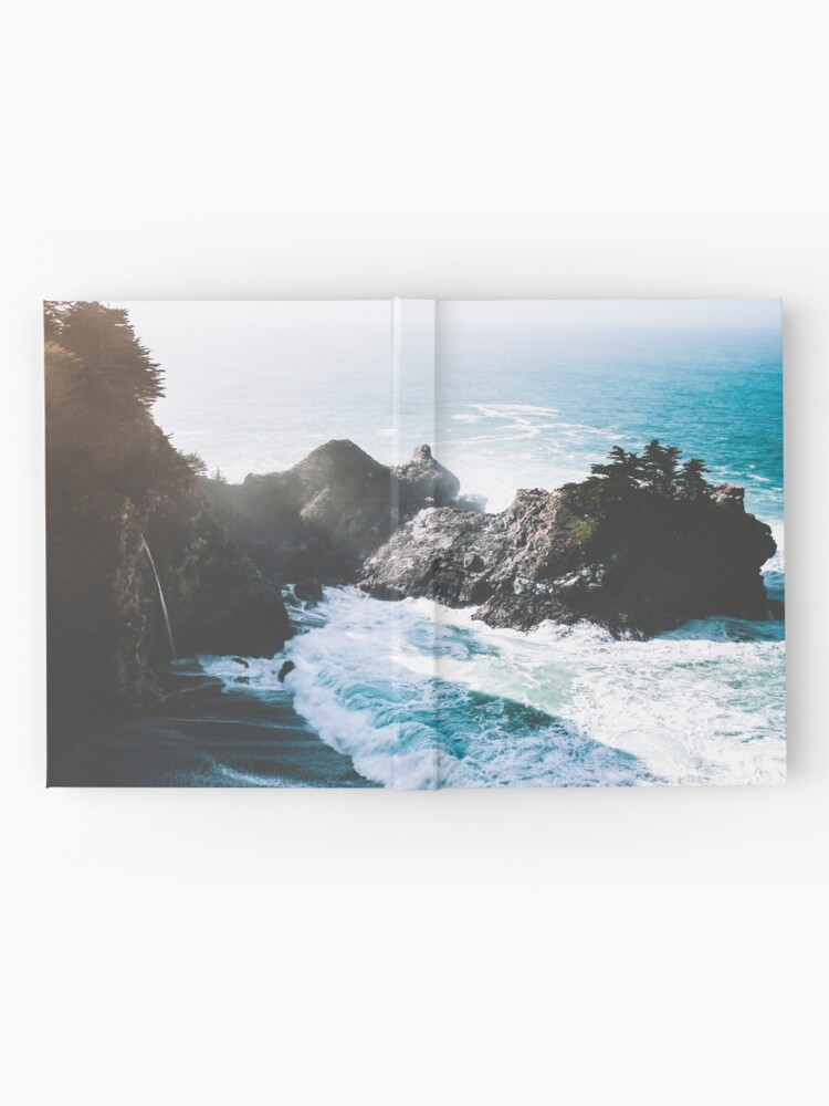 Alternate view of On The Edge Hardcover Journal