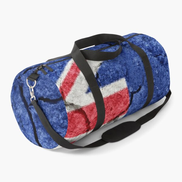 New Jerz Usa Flag Duffle Bag
