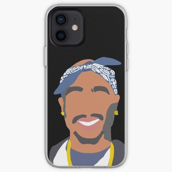 Tupac  iPhone Soft Case