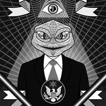 Reptilian by mandoburger