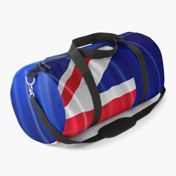 New Jerz Usa Flags Duffle Bag
