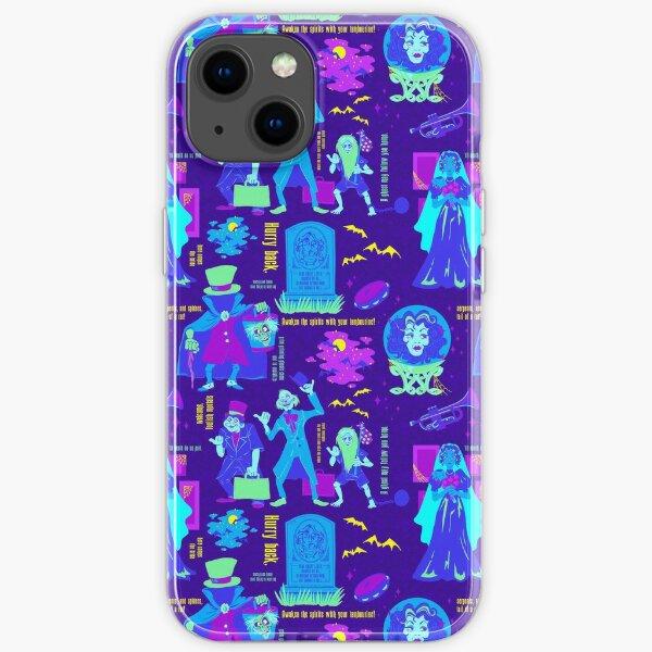 Happy Haunts.  iPhone Soft Case