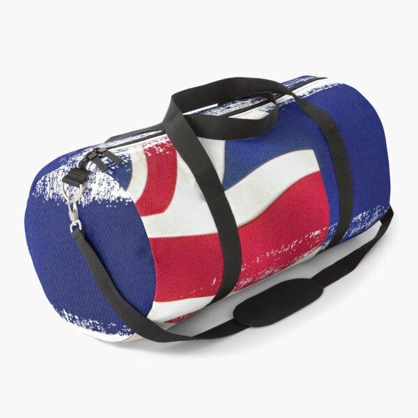New Jerz and Usa Flag Duffle Bag