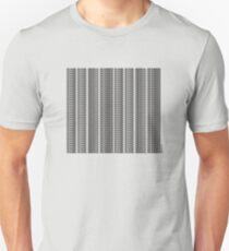 Name, Rank, Serial Number   Barcode T-Shirt