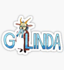 G(a)linda Sticker