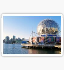 Science World, Vancouver Sticker
