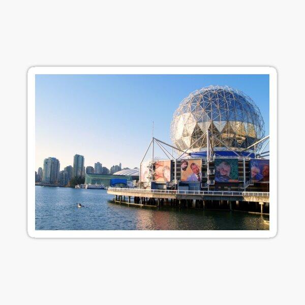 Science World, Vancouver Sticker