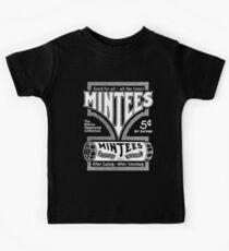 Mintees (White) Kids Tee