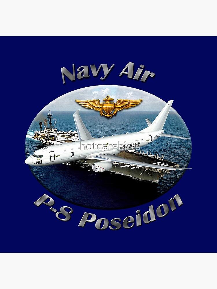 P-8 Poseidon Navy Air by hotcarshirts