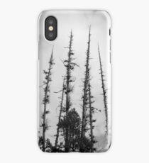 Six Trees iPhone Case