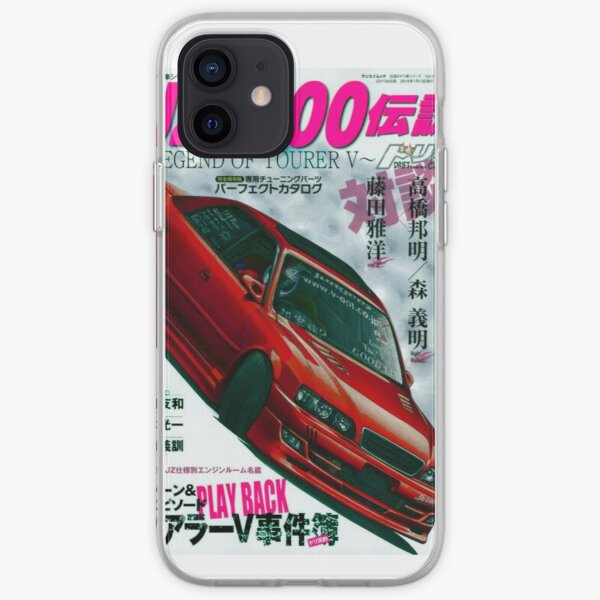 Chaser JZX100 Coque souple iPhone