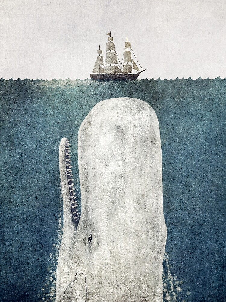 The White Whale  by TerryFan